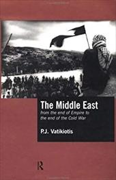 The Middle East: From the End of the Empire to the End of the Cold War