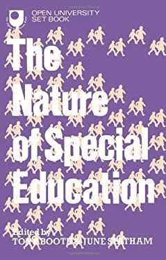 The Nature of Special Education 9780415010559