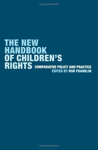 The New Handbook of Children's Rights 9780415250368