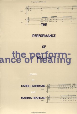 The Performance of Healing 9780415912006