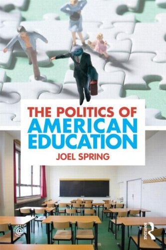 The Politics of American Education 9780415884402