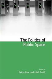 The Politics of Public Space 1340930