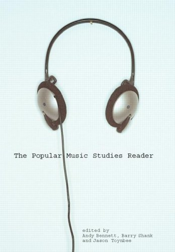 The Popular Music Studies Reader 9780415307109