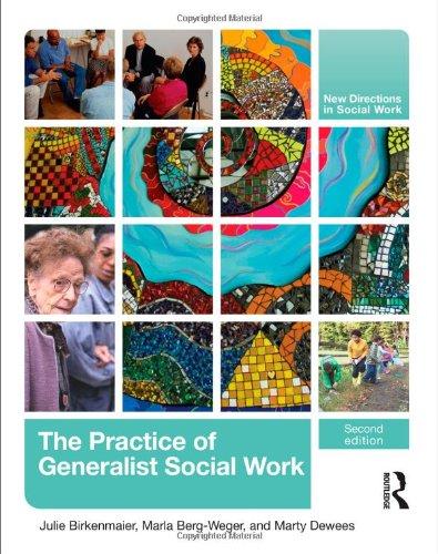 The Practice of Generalist Social Work 9780415873369