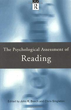 The Psychological Assessment of Reading 9780415128599