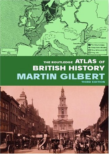 The Routledge Atlas of British History 9780415281485
