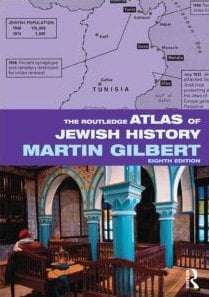 The Routledge Atlas of Jewish History 9780415558112