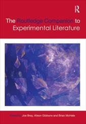 The Routledge Companion to Experimental Literature 12720645