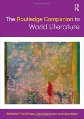 The Routledge Companion to World Literature 12720647