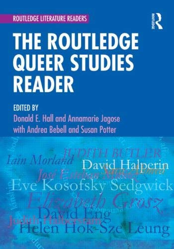 The Routledge Queer Studies Reader 9780415564113