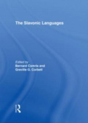 The Slavonic Languages