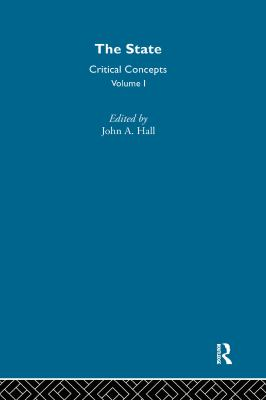 The State: Critical Concepts