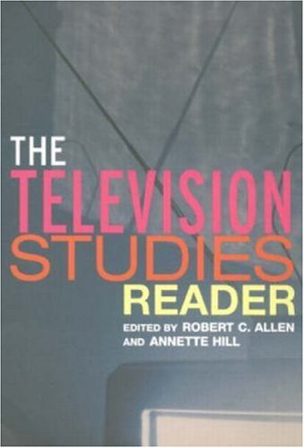 The Television Studies Reader 9780415283243