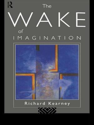 The Wake of Imagination 9780415119504