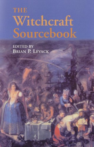 The Witchcraft Sourcebook 9780415195065