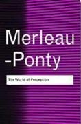 The World of Perception 9780415773812