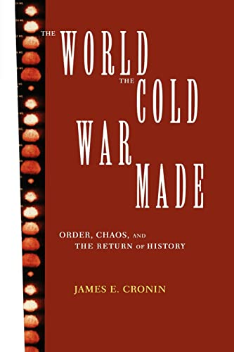 The World the Cold War Made 9780415908214