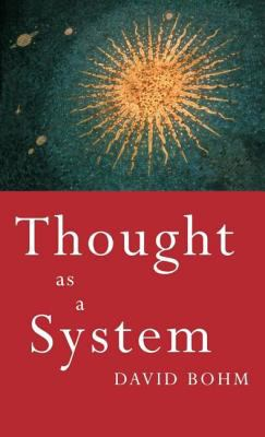 Thought as a System: Thought as a System 9780415119801