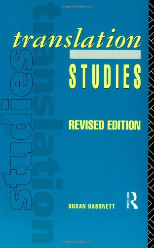 Translation Studies 9780415065283