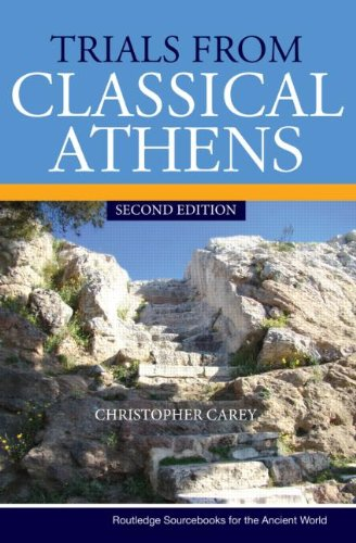 Trials from Classical Athens 9780415618090