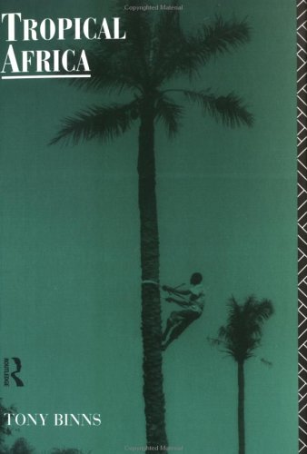 Tropical Africa 9780415048019