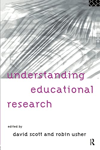 Understanding Educational Research 9780415131315