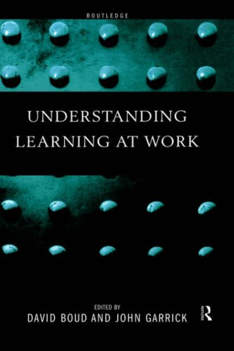 Understanding Learning at Work 9780415182287