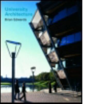 University Architecture 9780419244400