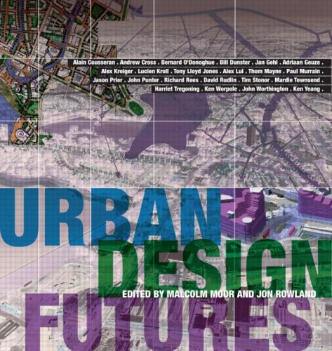 Urban Design Futures 9780415318785