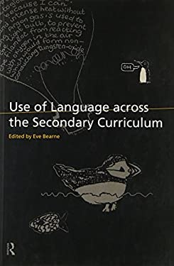 Use of Language Across the Secondary Curriculum 9780415165167