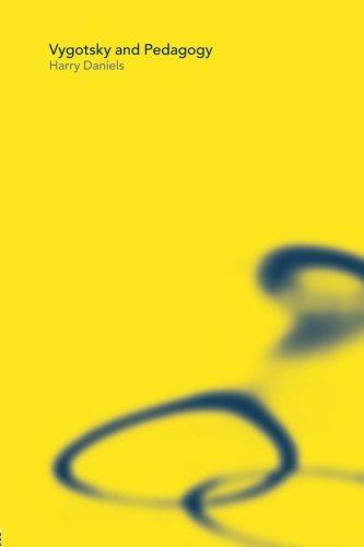 Vygotsky and Pedagogy 9780415237673