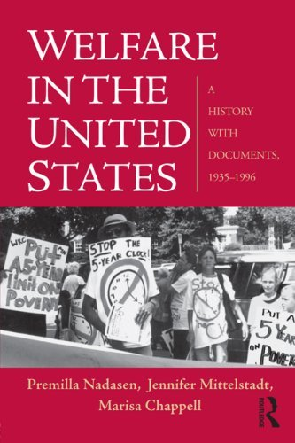 a debate on welfare in the united states Read the full-text online edition of welfare in the united states: a history with documents, 1935-1996 welfare in the united states debates about welfare.