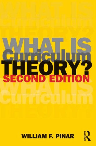 What Is Curriculum Theory? 9780415804110