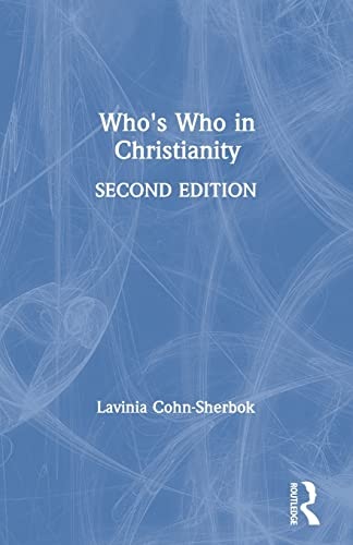 Who's Who in Christianity 9780415260343