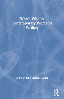 Who's Who in Contemporary Women's Writing 9780415159814