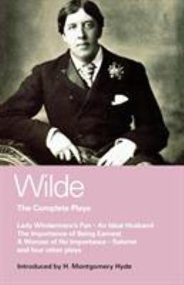 Wilde: Complete Plays 9780413187604