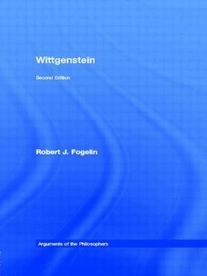 Wittgenstein 9780415119443