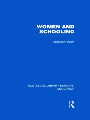 Women & Schooling 9780415683579