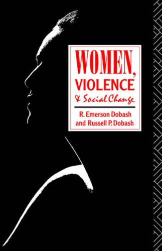 Women, Violence and Social Change 9780415036108