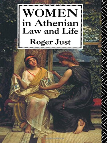 Women in Athenian Law and Life 9780415058414