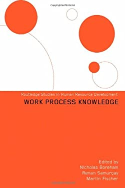 Work Process Knowledge 9780415279291
