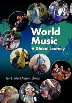 World Music: A Global Journey [With 2 CDs] 9780415968928