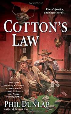 Cotton's Law 9780425245767