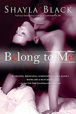 Belong to Me 9780425243152