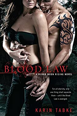 Blood Law 9780425240922