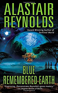 Blue Remembered Earth 9780425256169
