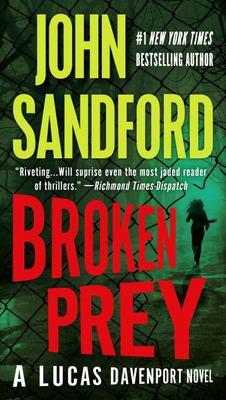 Broken Prey 9780425204306