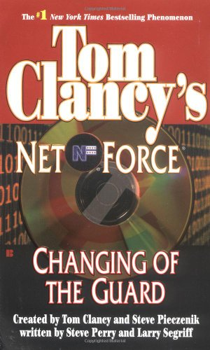 Changing of the Guard: Net Force 08 9780425193761