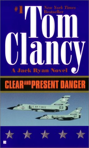 Clear and Present Danger 9780425122129