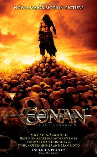 Conan the Barbarian 9780425242063